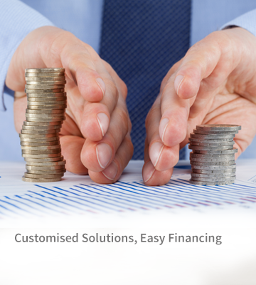 Customised Solutions, Easy Financing - JM Financial